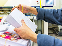 Bindery Services - Performance Copying & Printing