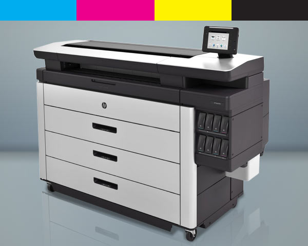 HP Pagewide 8000XL Printer