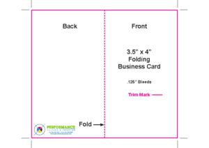 Folding-Business-Cards-Portrait