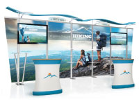 Trade Show Displays - Performance Copying & Printing